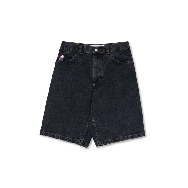 Polar Skate Co. Big Boy Shorts Washed Black