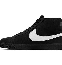 Nike USA, Inc. Nike SB Blazer Mid Black/Black/White