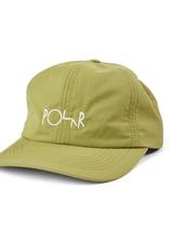 Polar Skate Co. Logo Lightweight Cap Lentil Green