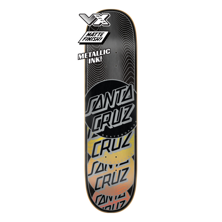 Santa Cruz Skateboards Transcend Stack VX 8.0
