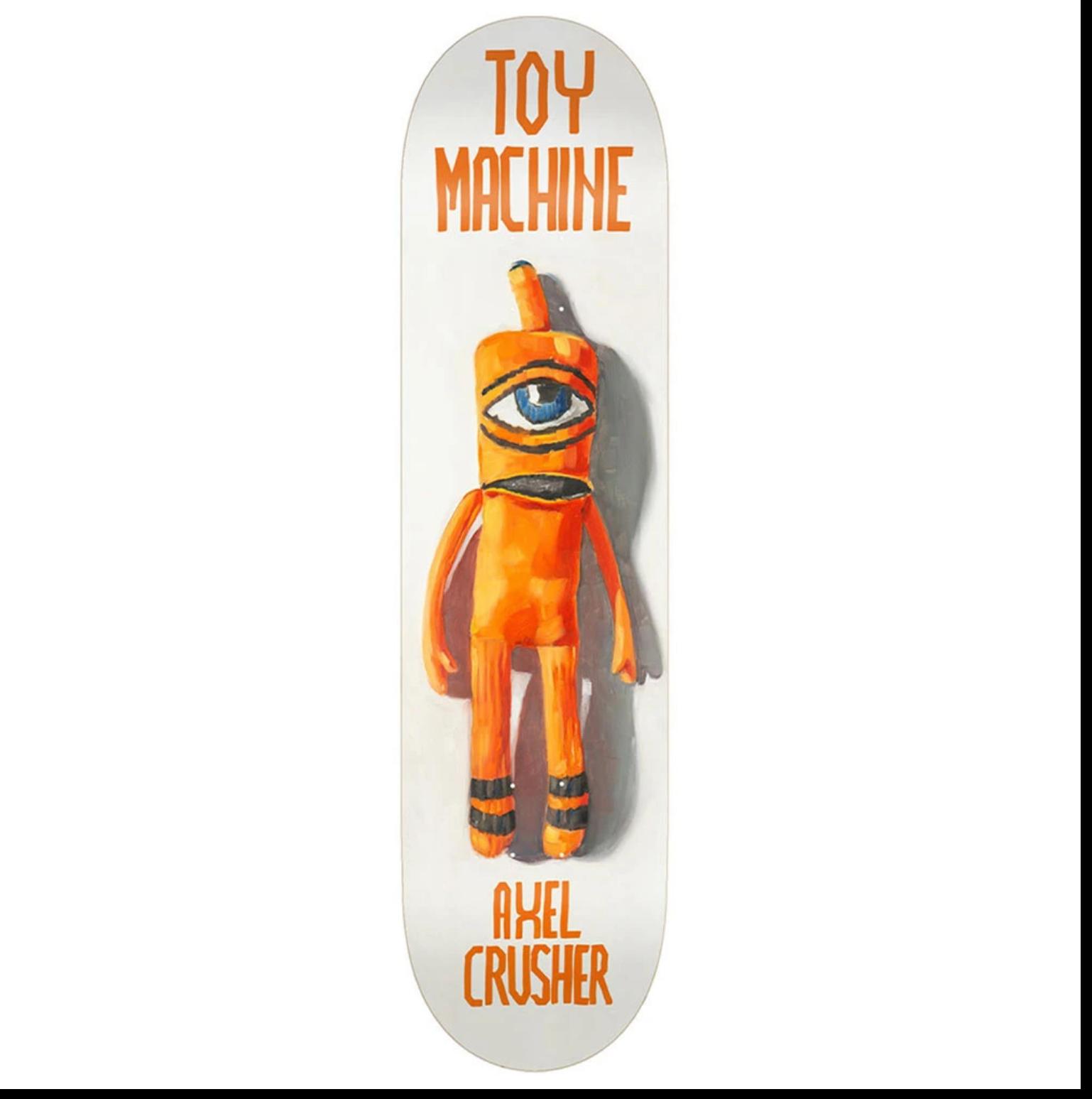 "Toy Machine Axel Doll 8.5"""
