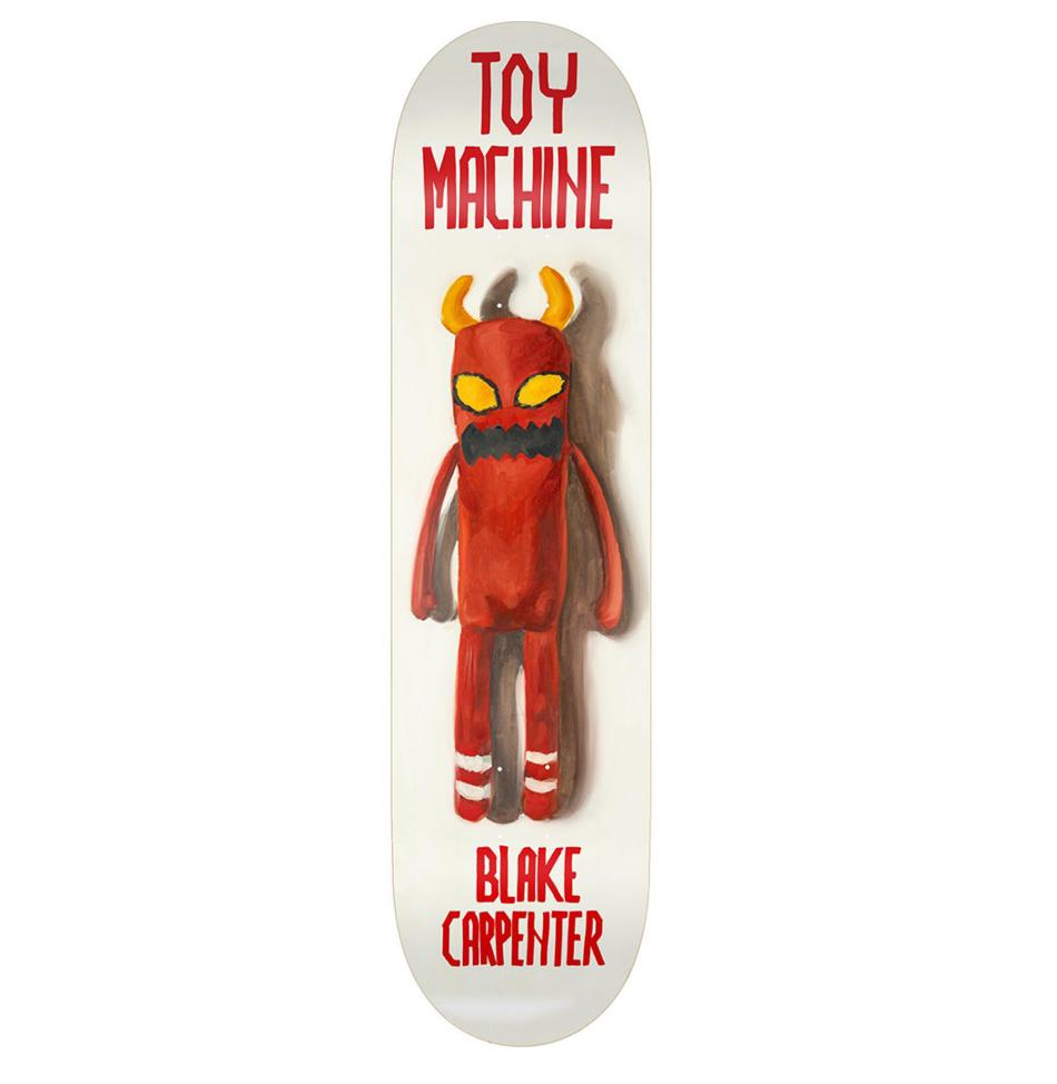 """Toy Machine Carpenter Doll 8.38"""""""