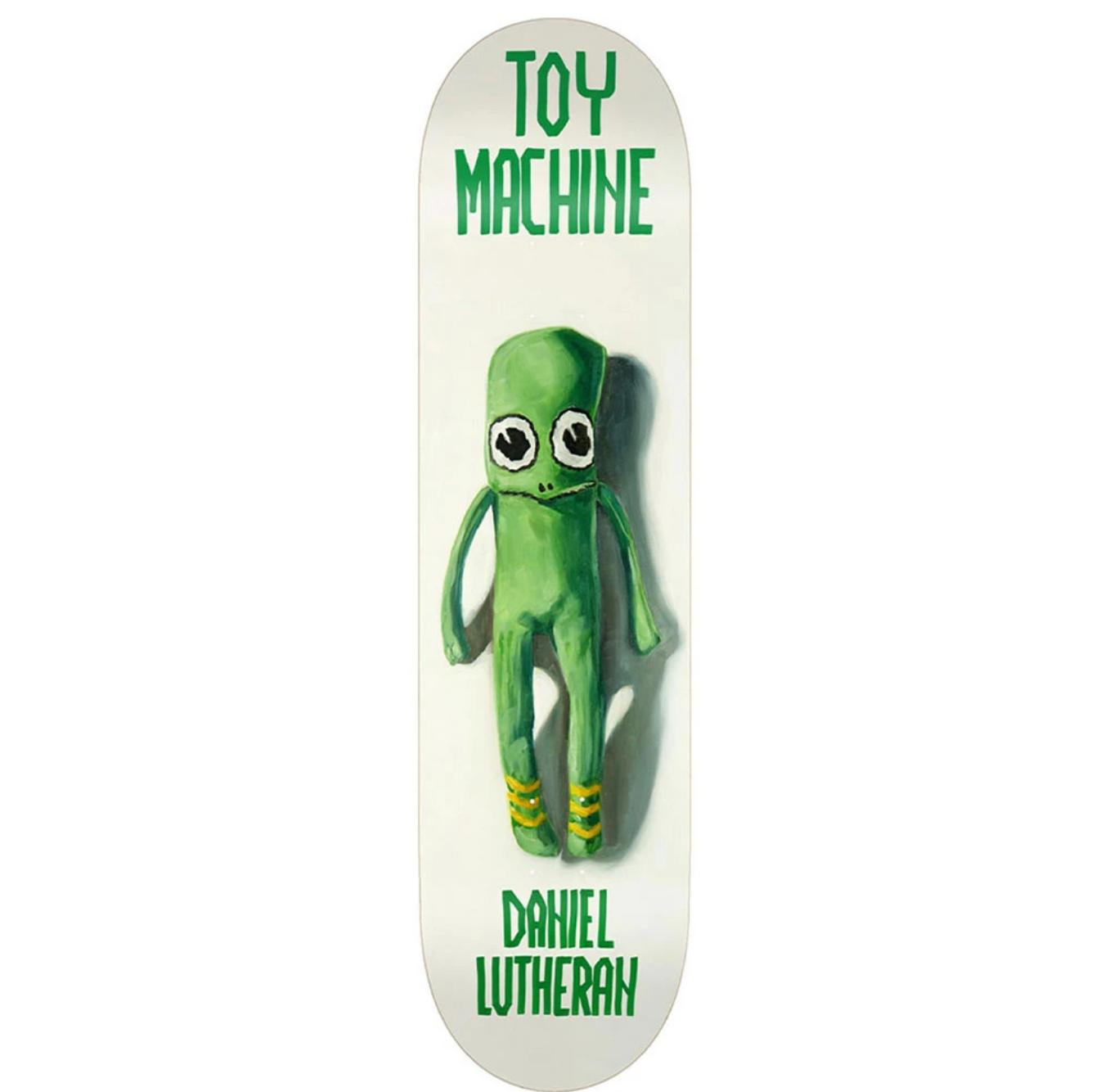 "Toy Machine Lutheran Doll 8.0"""