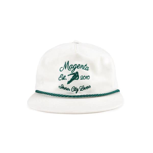 Club Hat White