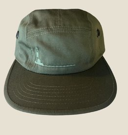 Poets Turtle Hill 5 Panel Army