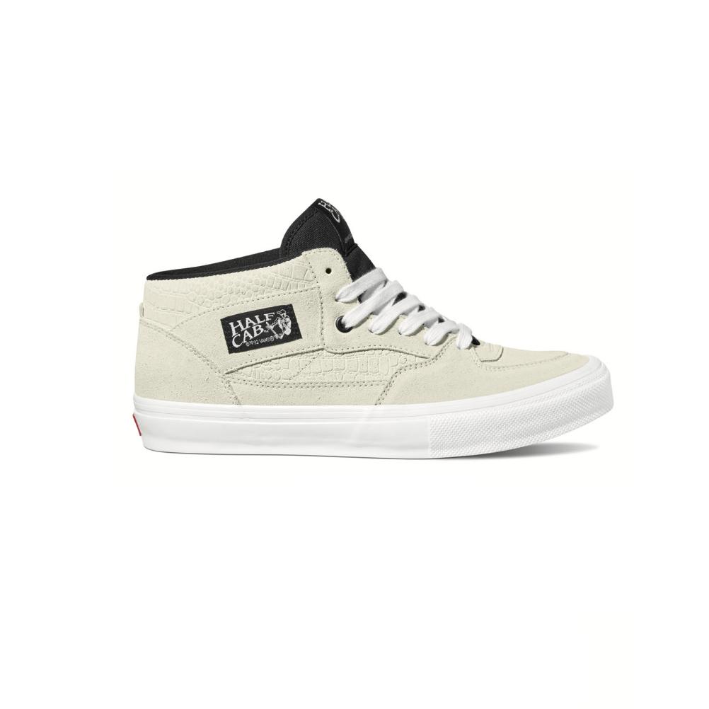 Vans Shoes Skate Half Cab Marshmallow