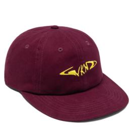 WKND Fishbone Maroon Cap