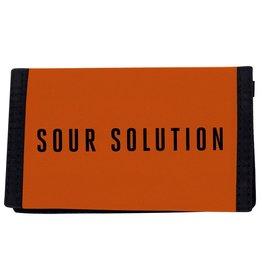 SOUR SOLUTION Empty Wallet Orange