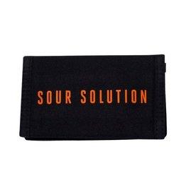 SOUR SOLUTION Empty Wallet Black