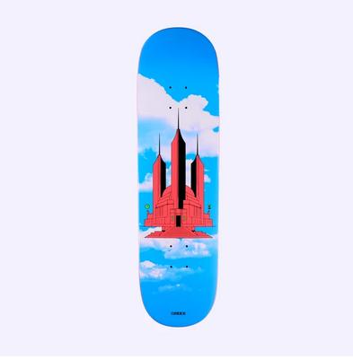 Quasi Skateboards Time Chamber JJ 8.5