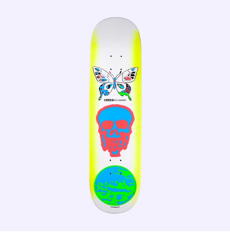 Quasi Skateboards Mode Crockett 8.5