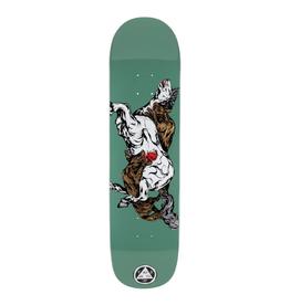 "Welcome Skateboards Goodbye Horses on Bunyip Mid Jade 8.25"""