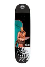 "Welcome Skateboards Hummingbird on Enenra Black 8.5"""