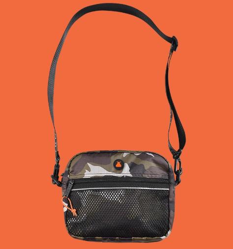 Bum Bag Hi Viz Compact XL Camo Shoulder Bag