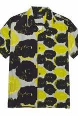HUF Hamptons Resort Shirt Stone