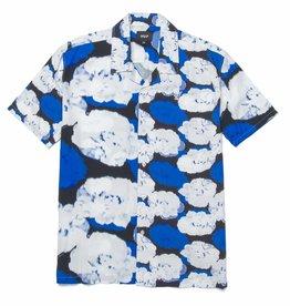 HUF Hamptons Resort Shirt Blue