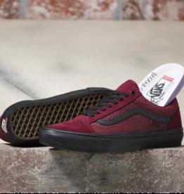 """Vans Shoes Skate Old Skool """"Geering"""" Port Black"""