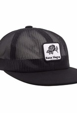 HUF Rosa Negra Snapback Black
