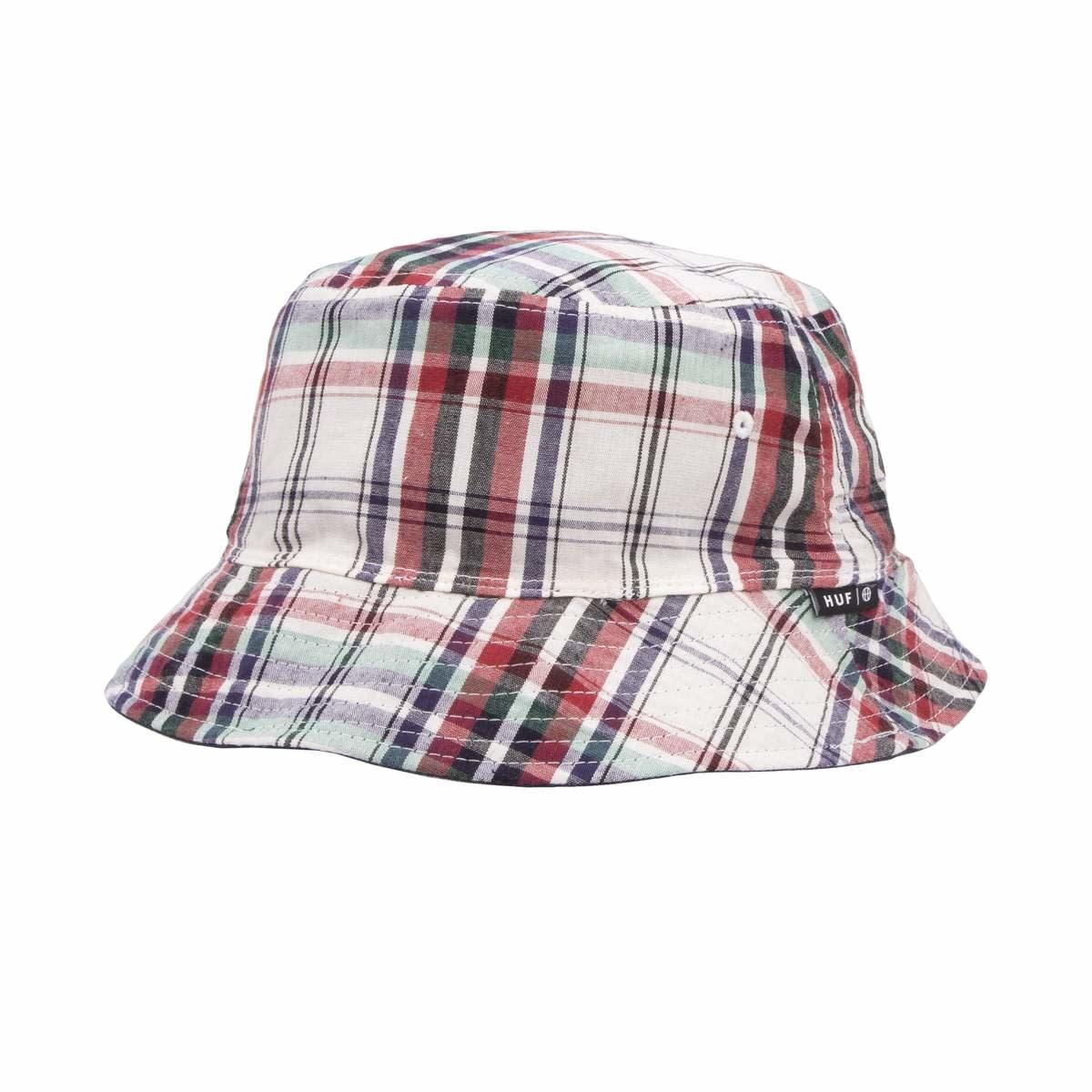 HUF Crown Reversible Bucket Hat Navy Blazer L/XL