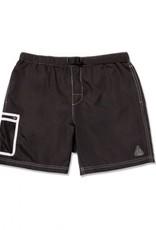 HUF Peak Contrast Short Black