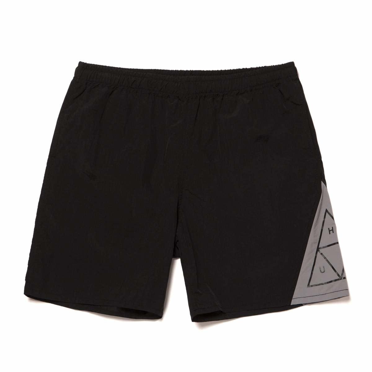 HUF TT Hybrid Short Black