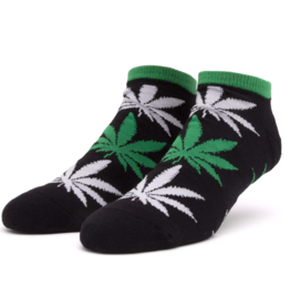 HUF Plantlife Low Sock Black