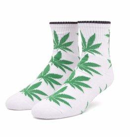HUF Plantlife 1/4 Sock White