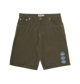 Fucking Awesome Three Spiral Cord Shorts Sand