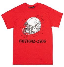 CallMe917 Football Red