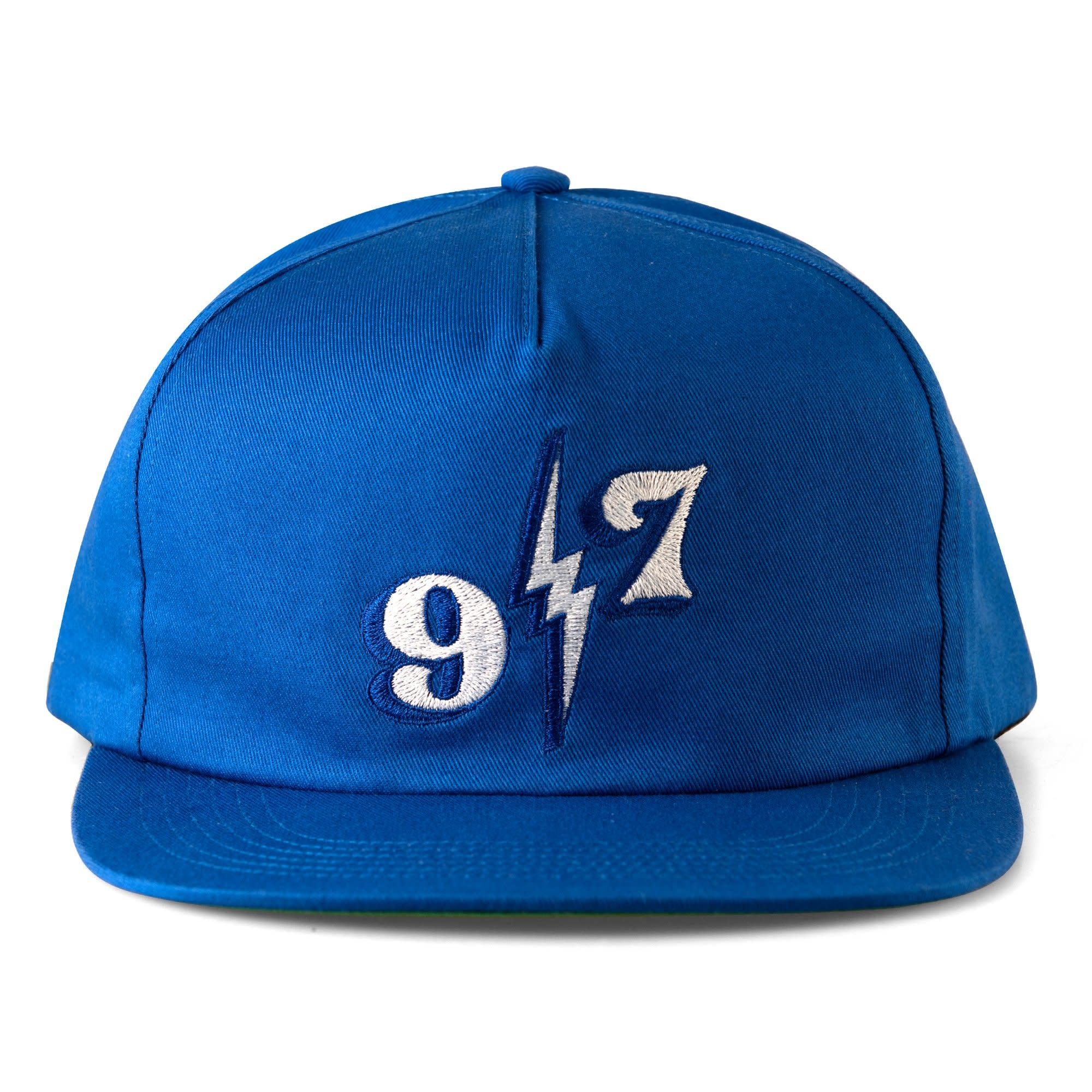 Call Me 917 Bolt Royal Snapback