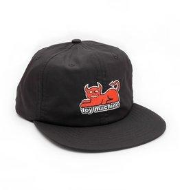 Toy Machine Devil Cat Black Cap