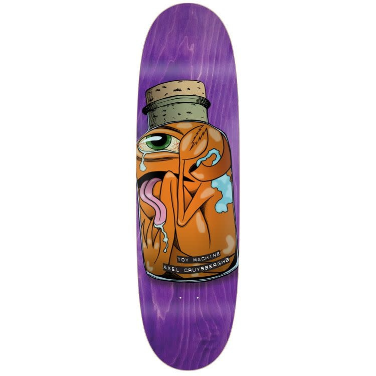 """Toy Machine Axel Sect Jar 8.88"""""""