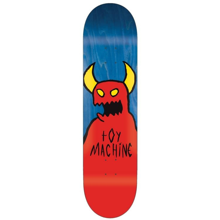 """Toy Machine Sketchy Monster 8.38"""""""