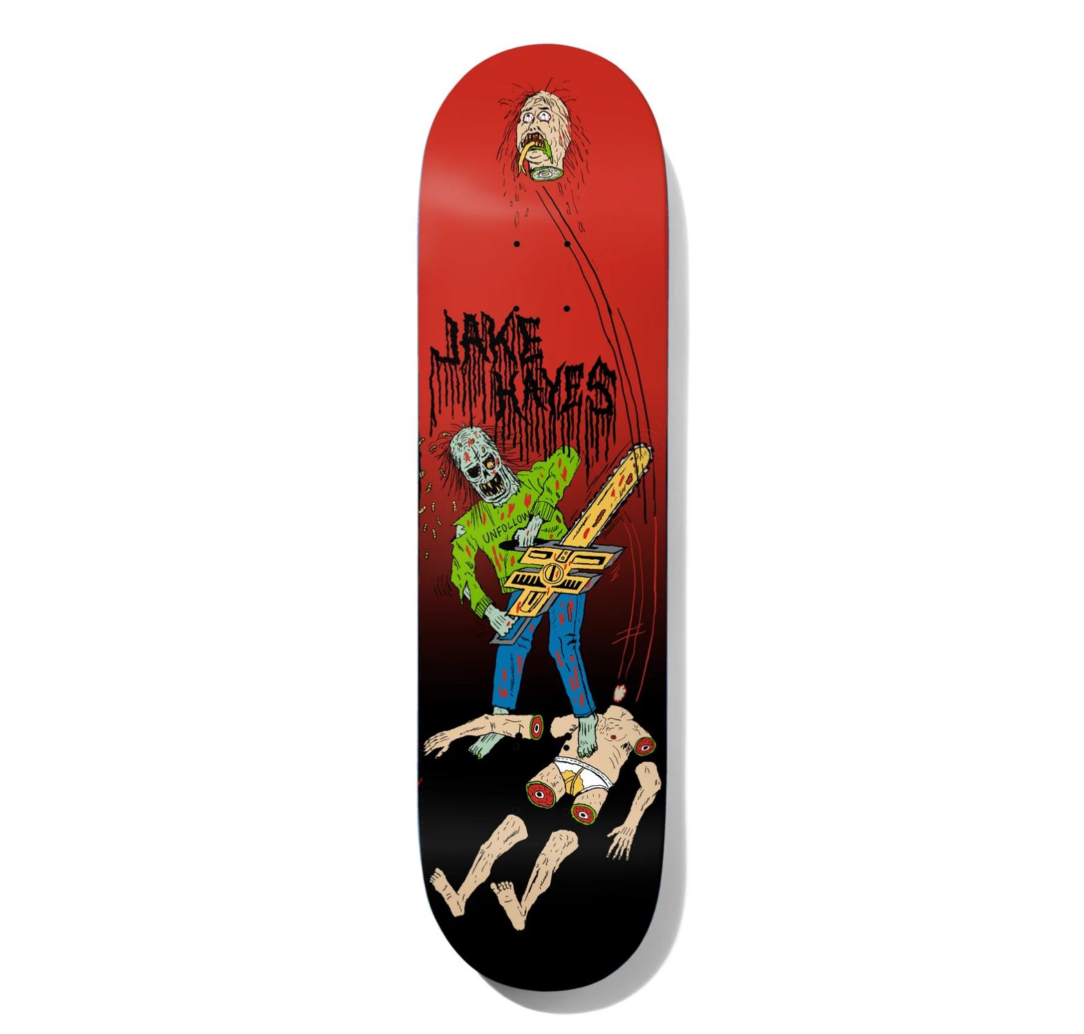 "Deathwish Skateboards JH Blasphemy 8.25"""