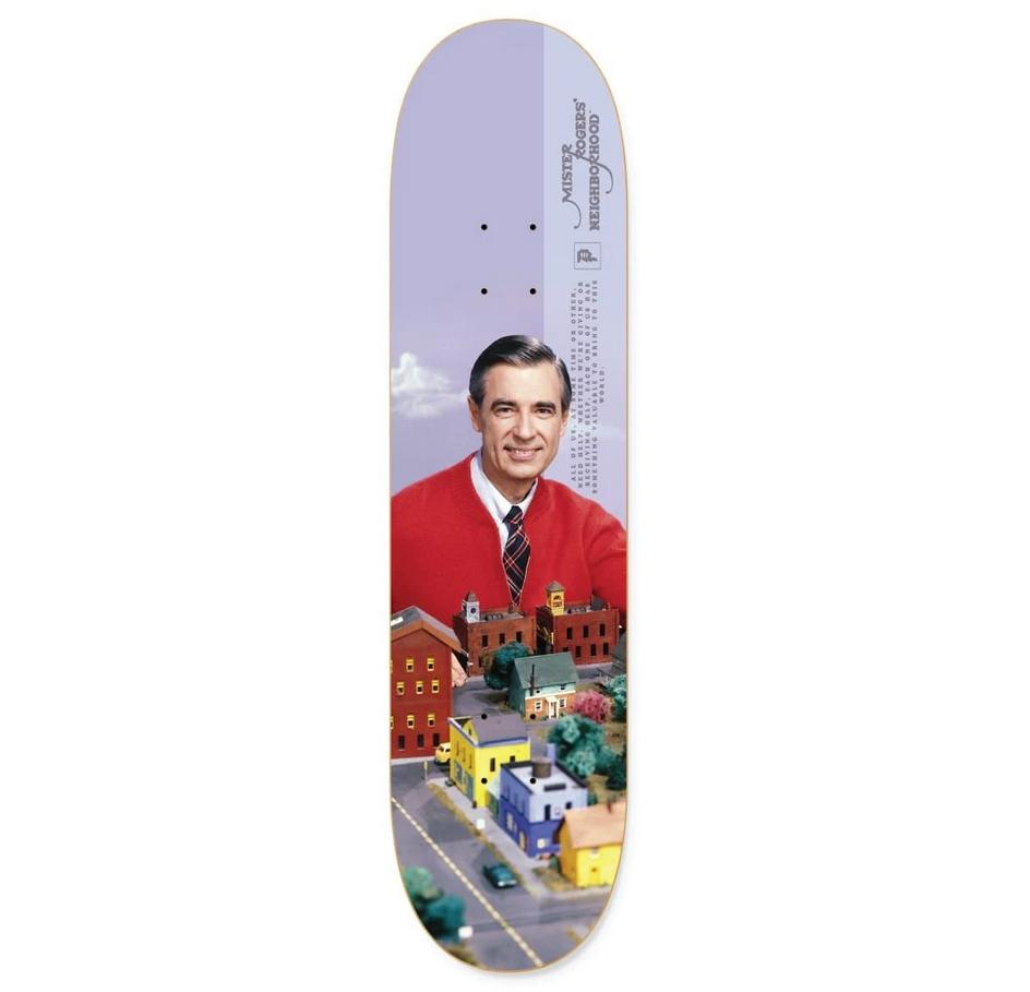"Primitive Mister Rogers Neighborhood 8.25"""
