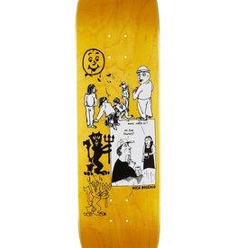 Polar Skate Co. Boserio Year 2020 8.5 Yellow