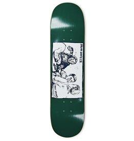 Polar Skate Co. Grund Cold Streak 8.375 Green