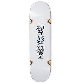 Polar Skate Co. Shin Sanbongi Faces Wheel Wells 8.25 White