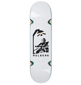 Polar Skate Co. Hjalte Insomnia Wheel Wells 8.5 White