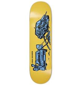 Polar Skate Co. Oskar Rozenberg Drivers License 8.375 Yellow