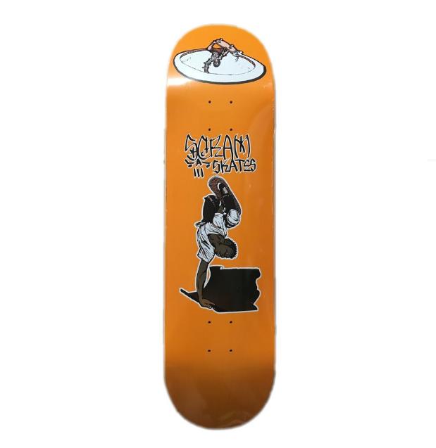 "Scram Keenan Orange Pop 8.5"""
