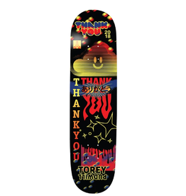 """Thank You Torey Pudwill Fly 8.5"""""""