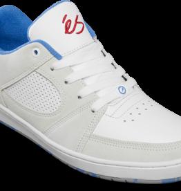 Es Footwear Accel Slim x Shmatty White/Blue/Red