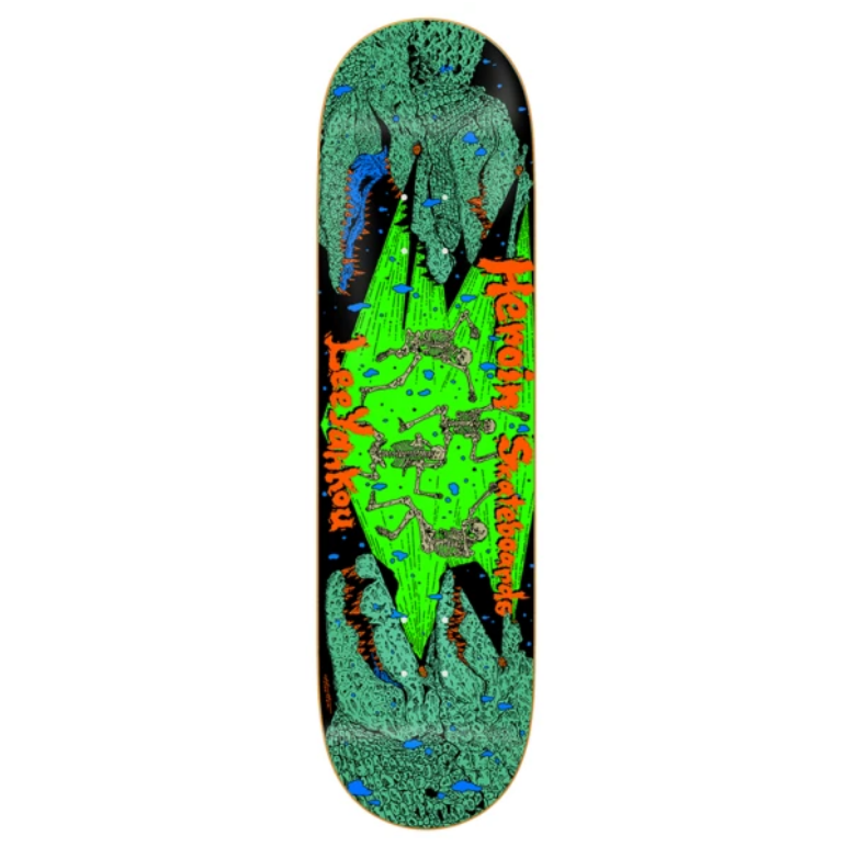 "Deathwish Skateboards LY Croc 8.25"""