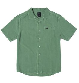 RVCA Beat S/S Green