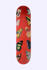 Quasi Skateboards Butterfly 8.0 Red