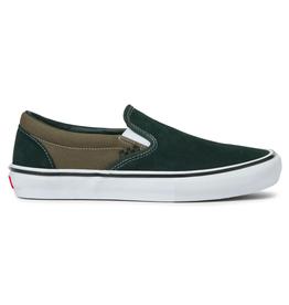 Vans Shoes Skate Slip On Scarab/Military