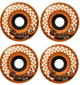 Krooked Zip Zinger 80d Orange 58mm