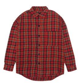 Hockey Hockey Flannel Red