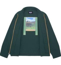 Hockey Hockey Zip Shirt Dark Green
